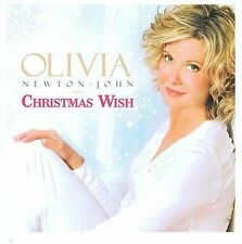 ~~~OLIVIA NEWTON-JOHN - CHRISTMAS WISH (2008) CD~~~