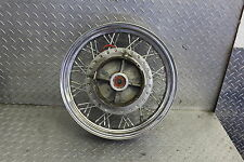2003 KAWASAKI VULCAN 800 VN800A REAR BACK WHEEL RIM HUB
