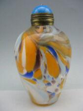 old China Peking glass Snuff Bottle **Free Shipping**