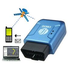 OBD2 OBDII GPS GPRS Real Time Tracker Car Vehicle Tracking System Geo-fence NEW
