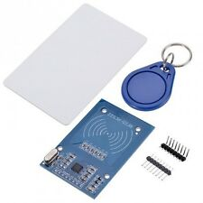 kit Lettore RFID con portachiavi e card RC522 arduino IC tag card 13.56Mhz