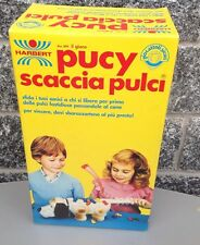 Vintage #Ideal -HARBERT 1979 console My Dog Has Fleas Game PUCY scaccia pulci