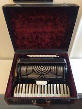 Antique Rosati Accordion in Case - Amazing Condition - Estate Find - Vintage