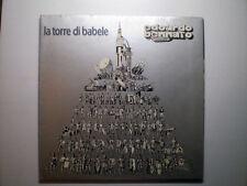 """EDOARDO BENNATO """"LA TORRE DI BABELE"""" LP DISCO VINILE 33 GIRI"""