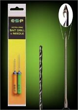 ESP Ultra Fine Bait Drill & Baiting Needle Set