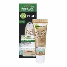 Garnier BB Under Eye Roll On FAIR Skin - Tinted Anti Dark Circle Cream - 8ml