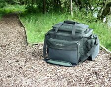 SABER SUPRA DELUXE MEDIUM CARP FISHING CARRYALL BAG VIDEO OF PRODUCT ON LISTING