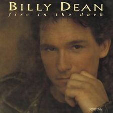 BILLY DEAN Fire In The Dark CD BRAND NEW FACTORY SEALED