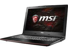 "*New* MSI Leopard 15.6"" Laptop: i7-6700HQ, GeForce GTX 1060, 8 GB DDR4, Win 10"