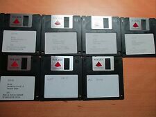 Systematics Accord 7.5 Accounting Software 3.5 Floppy Disks x7