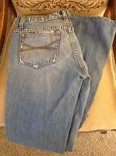 Juicy Couture Distressed Boot Cut Jeans 25