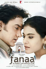 Fanaa (2006) - Aamir Khan, Kajol, Rishi Kapoor - bollywood hindi movie dvd