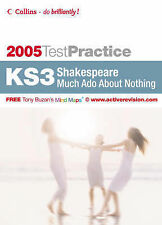 Test Practice - KS3 Shakespeare: Much Ado About Nothing,GOOD Book