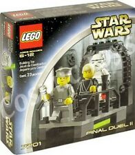 LEGO 7201 - STAR WARS - Final Duel II - 2002 - w/ Box