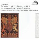 NEW Purcell: Sonatas Of 3 Parts, 1683 by Christopher Conductor... CD (CD)
