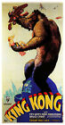 """King Kong"" Fay Wray Robert Armstrong Classic 1933 Movie Poster A1A2A3A4 Sizes"