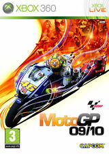 Moto GP 2009-2010 (Motorbike) XBOX 360 IT IMPORT CAPCOM