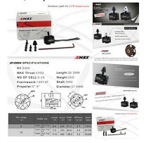 4PCS / Lot EMAX MT2204 KV2300 motore Brushless per 250 F12065