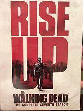The WALKING DEAD DVD Season 7 Complete DVD (5 DISC)