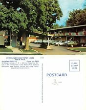 USA Illinois - Springfield - Howard Johnson Motor Lodge (A-L 431)