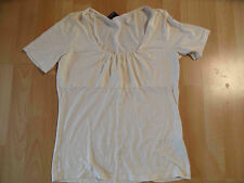 S.OLIVER selection chices Shirt creme Gr. 40 w. NEU ZC216