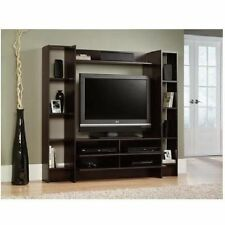 Home Entertainment Center Wood Storage Cabinet TV Stand Console Media Furniture