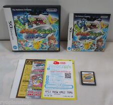 DS -- Pokemon Ranger Batonnage -- Can data save! Nintendo DS, JAPAN Game. 50978