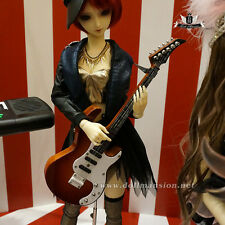 BJD Pung Electric Guitar Luts Dollfie DOD AOD Dollmore SD MSD Musical Instrument