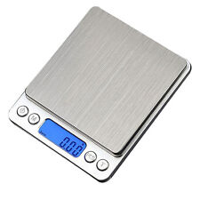 3000g x 0.1g Digital Gram Scale Pocket Electronic Jewelry Weight Scale New