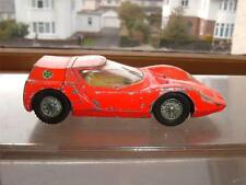 DINKY TOYS ALFA ROMEO OSI SCARABEO WINDSCREEN CRACKED NEEDS WORK GO DOWN 4 PICS