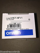 Omron H7ET-NFV1 Time counter