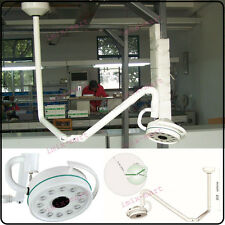 36W 360 Rotation LED Ceiling Surgical Medical Exam Light Shadowless Lamp 800mm
