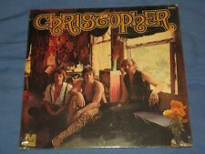 "CHRISTOPHER Self Titled 1970 METROMEDIA MD 1024 ~ ""SEALED"" PSYCH PROG ROCK LP,st"