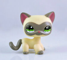Pet Short Hair Cat Collection Child Girl Boy Figure Littlest Toy Loose  LP803