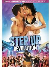 Step Up Revolution [Includes Digital Copy] (2012, REGION 1 DVD New)