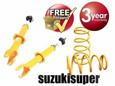 Raised Height Suspension Kit Ford Falcon BA BF Front Shock Gas Sturts Springs