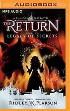 Kingdom Keepers the Return: Legacy of Secrets 2 by Ridley Pearson (2016, MP3...