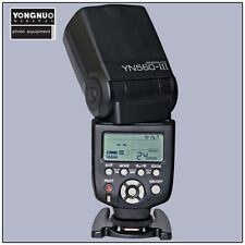 Yongnuo YN560-III Flashgun Speedlite Flash with Built In RF-602&3 Radio Receiver
