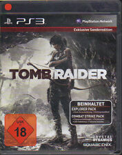 Tomb Raider - Exklusive Sonderedition (PlayStation3)