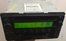 01 02 TOYOTA AM FM Radio Stereo CD Tape Cassette Player A56814 Celica MR2 Echo