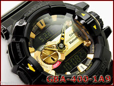 RELOJ CASIO G-SHOCK G´MIX WATCH CRONOGRAFO HOMBRE BLUETOOTH GBA-400-1A9ER 200 M