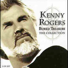 KENNY ROGERS - Buried Treasure/The Collection - 2CD-Slipcase-Issue/SEALED