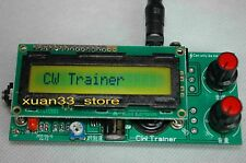New CW Trainer Morse Code Audio Decoding Morse Code practice One Machine