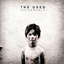 THE USED CD - VULNERABLE (2013) - NEW UNOPENED - ROCK METAL