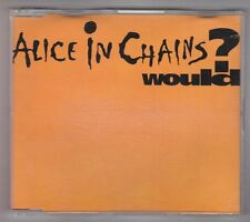 Alice In Chains ‎– Would? - Import CD Single - Columbia ‎– 658328 2 3 Tracks
