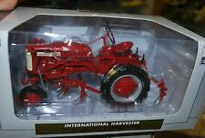 NEW 1/16 IH International Harvester Farmall Cub tractor w/ cultivator, Spec Cast