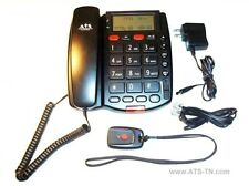 Medical Alert System TELEPHONE with Talking Caller ID - NO MONTHLY FEES