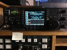 Icom IC 756PRO Radio Transceiver Including Astron Rs-35a Power Supply.
