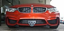 2015-2017 BMW M3 M4 - Removable Front License Plate Bracket Holder Bottom Mount