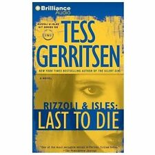 Last to Die (Rizzoli & Isles), Gerritsen, Tess, Good Book